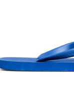 Flip-flops - Cornflower blue - Men | H&M 4